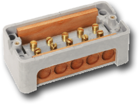Insulated Connector Box